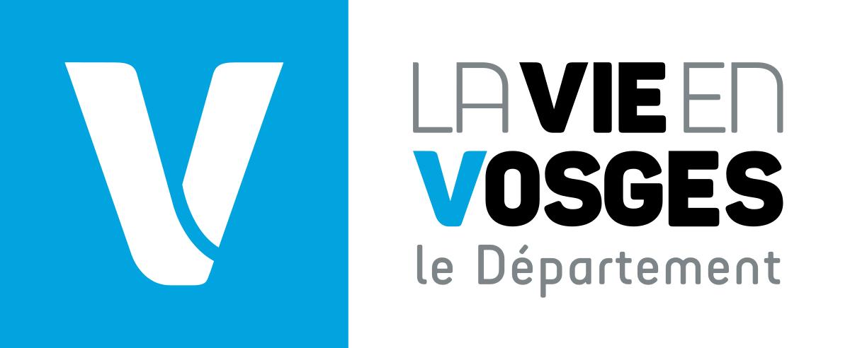 département vosges logo